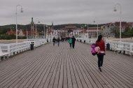 molo w Sopocie