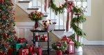 Dekoracja domu na święta